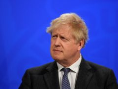 Boris Johnson is to announce the next stage of lifting lockdown in England will go ahead as planned on May 17 (Toby Melville/PA)