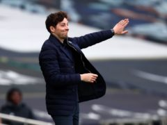 Ryan Mason wants to ensure Tottenham's new manager inherits the club in good shape (Clive Rose/PA)