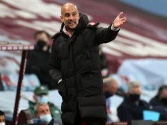 Pep Guardiola insists he is not concerned about who the referee for the Champions League final is (Carl Recine/PA)