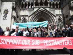 The Post Office is contacting hundreds of people who may have been wrongfully prosecuted following the subpostmaster miscarriage of justice scandal (Yui Mok/PA)