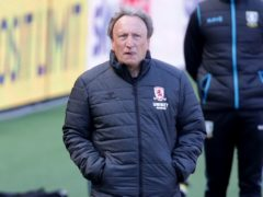 Middlesbrough manager Neil Warnock could hand chances to some of his youngsters against Wycombe (Richard Sellers/PA)
