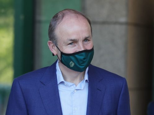 Taoiseach Micheal Martin (Niall Carson/PA)