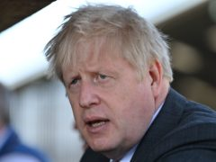 Boris Johnson was asked what action could be taken to support Jewish communities in the UK (Paul Ellis/PA)