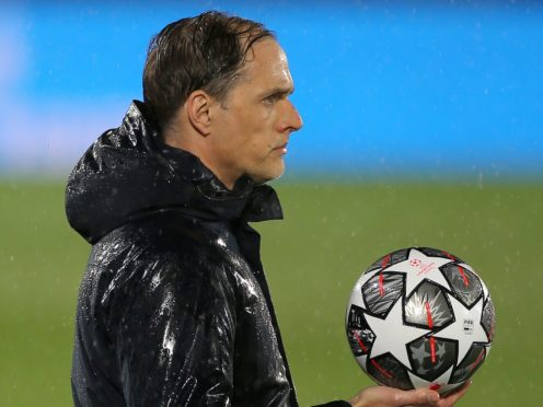 Thomas Tuchel has turned Chelsea into a major force in just 14 weeks in charge (Isabel Infantes/PA)