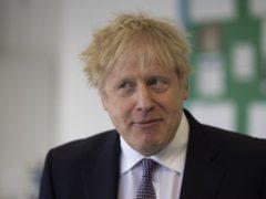 Prime Minister Boris Johnson (PA)
