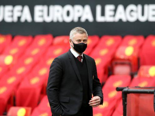 Ole Gunnar Solskjaer has led Manchester United to the Europa League final (Martin Rickett/PA)