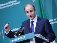 Taoiseach Micheal Martin has said no ransom will be paid (Julien Behal Photography/PA)