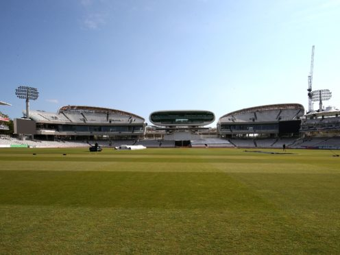 Lord's has emerged as a potential venue for the IPL final (Jonathan Brady/PA)