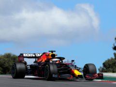 Max Verstappen finished fastest in final practice (Manu Fernandez/AP)
