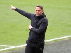 Wigan manager Leam Richardson is looking forward to next season after League One survival was confirmed (Richard Sellers/PA)