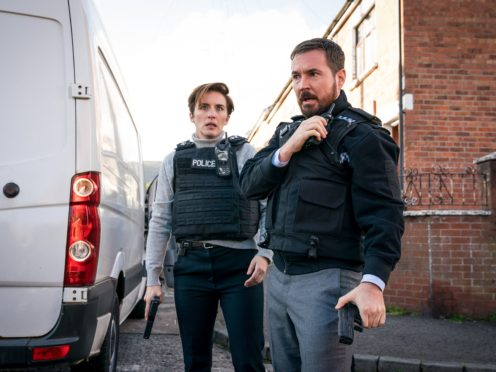 TV hits Line Of Duty, Bridgerton and I May Destroy You have all made the longlist for the National Television Awards (Steffan Hill/BBC/PA)