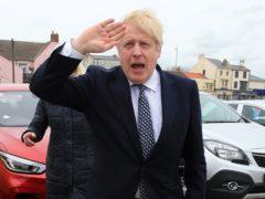 Prime Minister Boris Johnson (Lindsey Parnaby/PA)