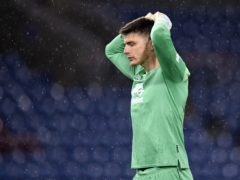 Nick Pope could sit out the visit of Leeds this weekend (Peter Powell/PA)