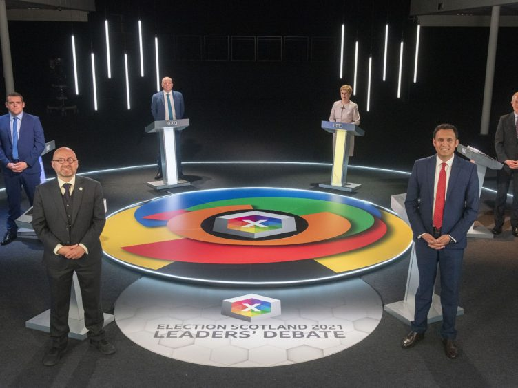 The leaders debated for the final time on Tuesday (Kirsty Anderson/PA)