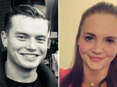Jack Merritt and Saskia Jones died during the incident (PA)