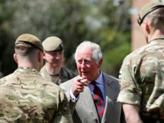 The Prince of Wales (Peter Cziborra/PA)