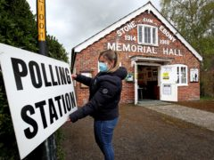The election for Wiltshire and Swindon police and crime commissioner may need to be re-run (Gareth Fuller/PA)