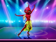 The Beetroot has been identified on The Masked Dancer (ITV/PA)