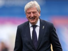 Roy Hodgson has not contemplated retirement (Clive Rose/PA)