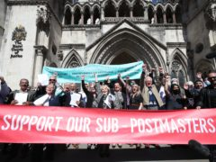 Paula Vennells, the former Post Office boss, has welcomed calls for statutory powers at an inquiry into the subpostmasters scandal (Yui Mok/PA)
