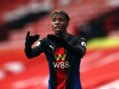 Wilfried Zaha's Crystal Palace future will be the subject of further scrutiny this summer (Jan Kruger/PA)