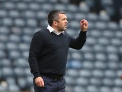 St Johnstone manager Callum Davidson will have some players back (Andrew Milligan/PA)