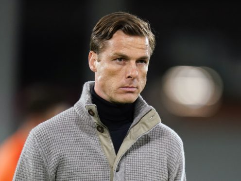 Scott Parker urged his Fulham players to show their pride and professionalism (Adam Davy/PA)