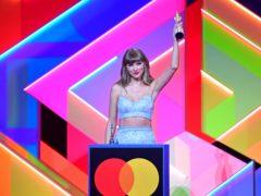 Taylor Swift (Ian West/PA)