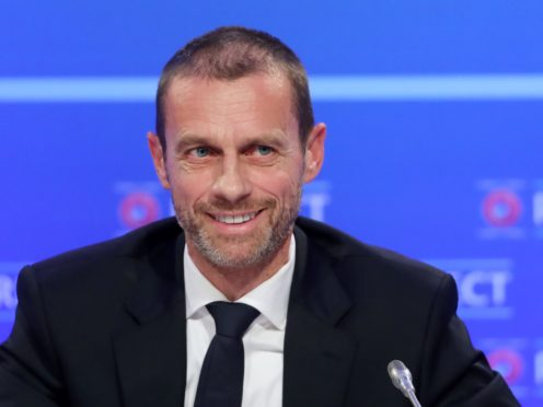 Supporters' groups are encouraged that UEFA president Aleksander Ceferin will engage and consult with them over Champions League reforms (Niall Carson/PA)