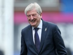 Roy Hodgson will leave Crystal Palace at the end of the season (Steven Paston/PA)