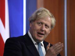 Prime Minister Boris Johnson (Matt Dunham/PA)