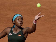 Coco Gauff has been in fine form on clay (Gregorio Borgia/AP)