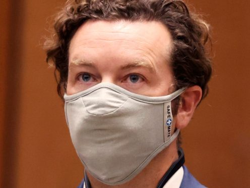 Danny Masterson appears in court (Lucy Nicholson/AP)