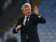 Roy Hodgson's last game in charge of Crystal Palace on Sunday could be the final match of his 45-year managerial career (Facundo Arrizabalaga/PA)