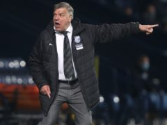 Sam Allardyce has decided to leave West Brom at the end of the season (Molly Darlington/PA)