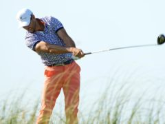 Cameron Tringale set the early target on day one of the US PGA Championship (David J. Phillip/AP)