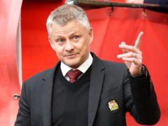 Ole Gunnar Solskjaer's Manchester United won 2-1 at Wolves on Sunday (Martin Rickett/PA).