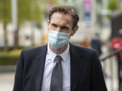 Television presenter Dr Christian Jessen (Brian Lawless/PA)
