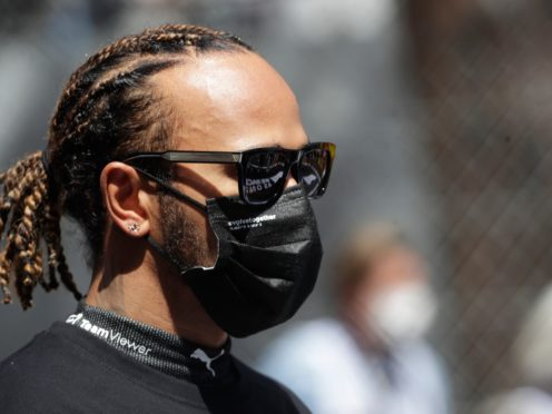 Lewis Hamilton had a weekend to forget in Monaco (Luca Bruno/AP)