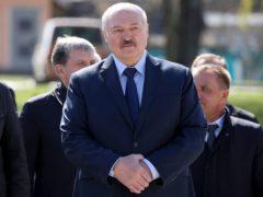 Alexander Lukashenko (Sergei Sheleg/BelTA Pool Photo via AP, File)