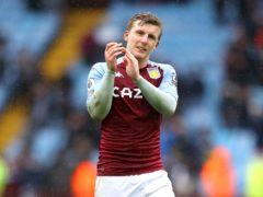 Aston Villa's Matt Targett is pleased with their strong finish to the season (Richard Heathcote/PA).