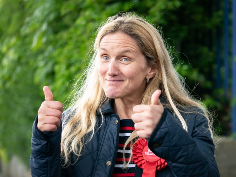 Labour's candidate is Kim Leadbeater, the sister of murdered MP Jo Cox (PA)