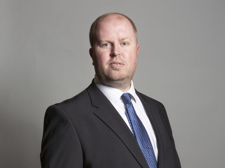 Rob Roberts, Conservative MP for Delyn (UK Parliament/PA)