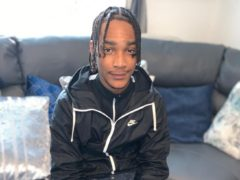 Rayon Pennycook, 16, who is confirmed as the person who was stabbed in Corby (Family handout)