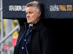 Ole Gunnar Solskjaer knows Manchester United need to build from the Europa League final loss (Rafal Oleksiewicz/PA)