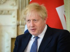 Prime Minister Boris Johnson (Leon Neal/PA)