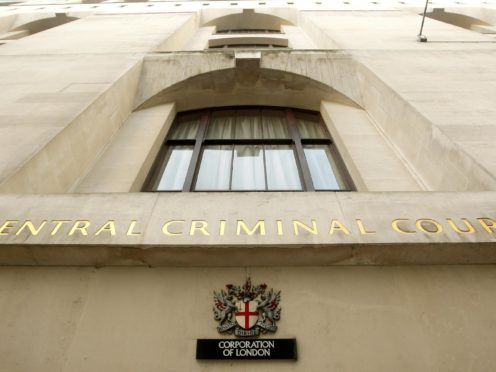A general view of the Old Bailey (Dominic Lipinski/PA)
