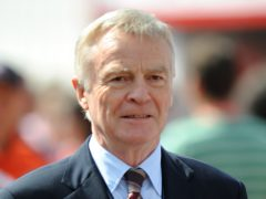 Former FIA president Max Mosley has died at the age of 81 (PA).