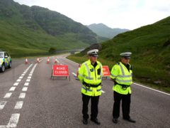 More than seven out of 10 fatal crashes involving young drivers happen on rural roads, according to new figures (Andrew Milligan/PA)