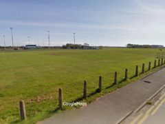 Common Edge playing fields in Blackpool (Screengrab/GoogleMaps/PA)